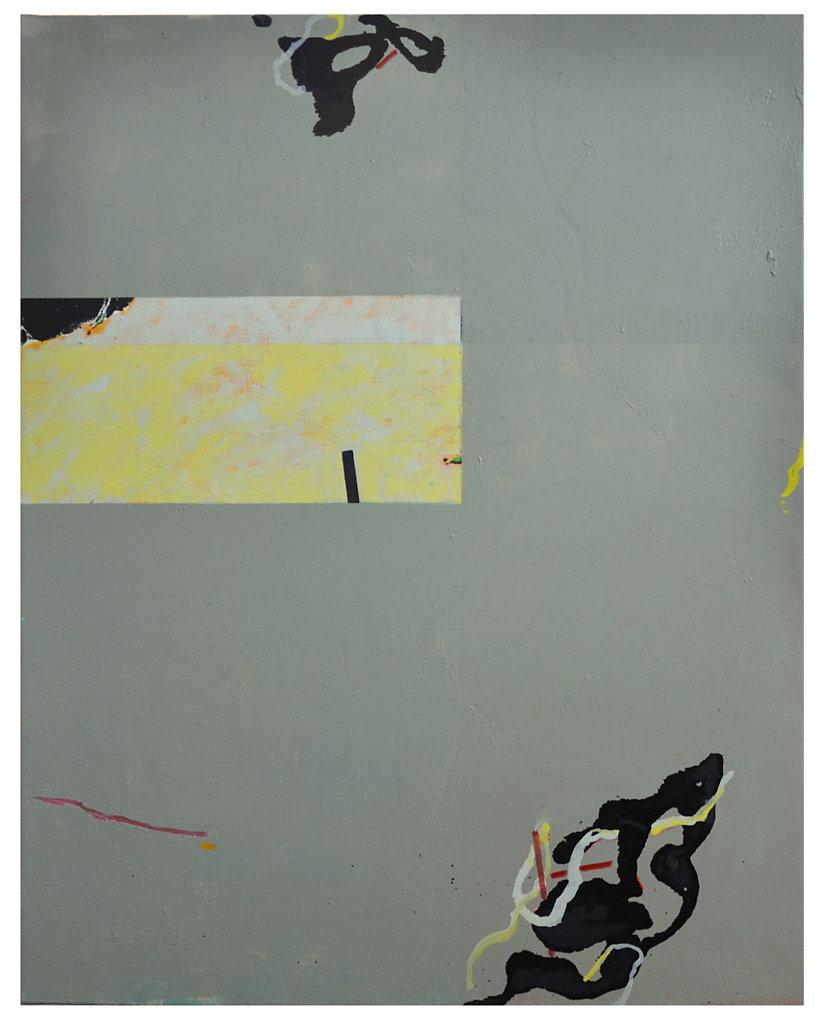Huile sur toile – 81x65cm 2017