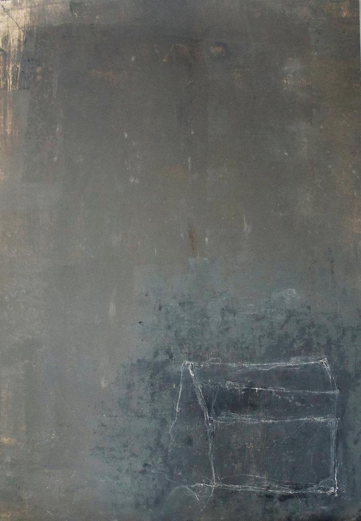 Paintbox 70x50cm encres sur papier 2017